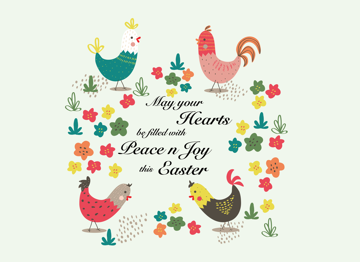 Chicken Easter