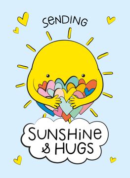 Sunshine & Hugs