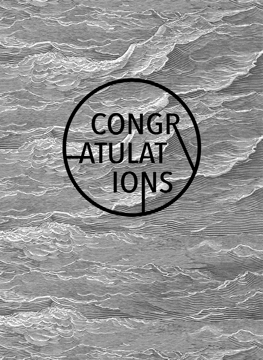 Monochrome Congratulations