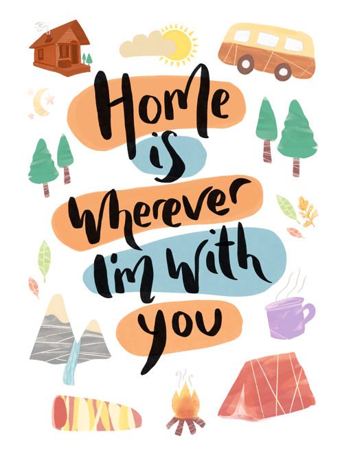 Home Is With You
