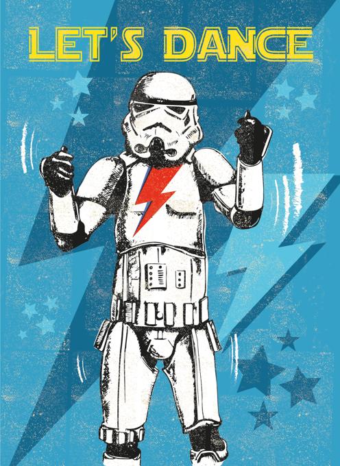 Let's Dance Stormtrooper