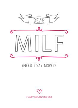 MILF Valentine