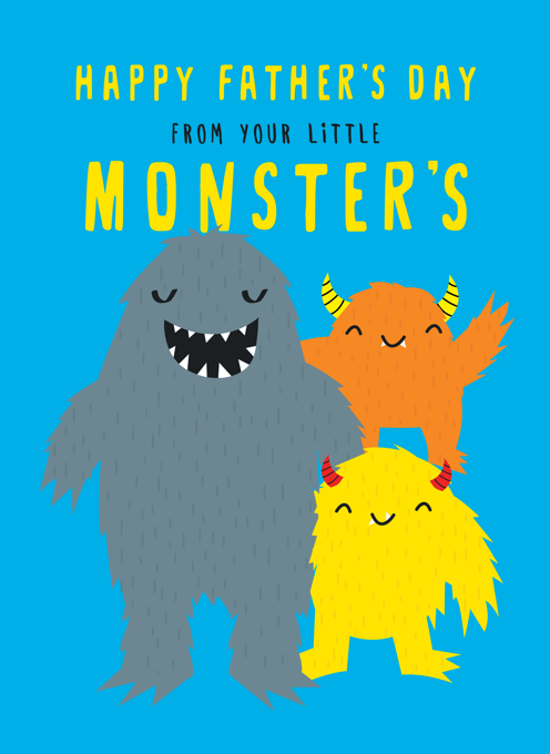 From Your Little Monsters