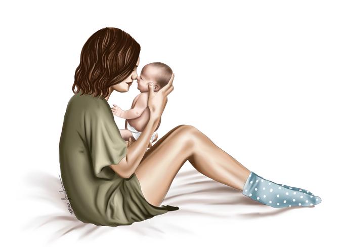 Mum & Newborn