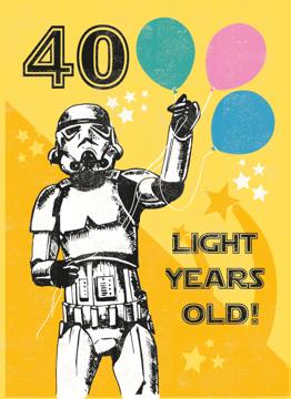 40 Stormtrooper