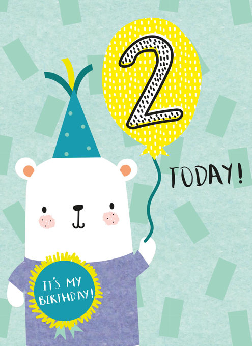 Two Today Bear