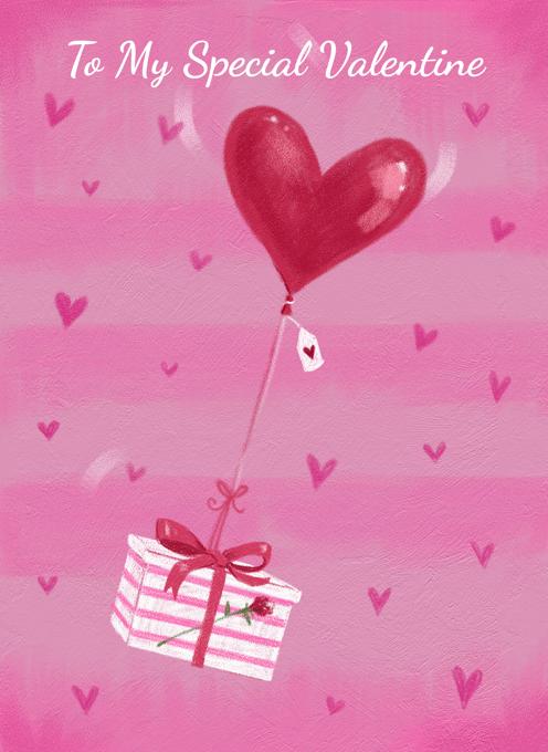 To My Special Valentine