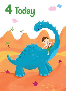 Dinosaur Age 4