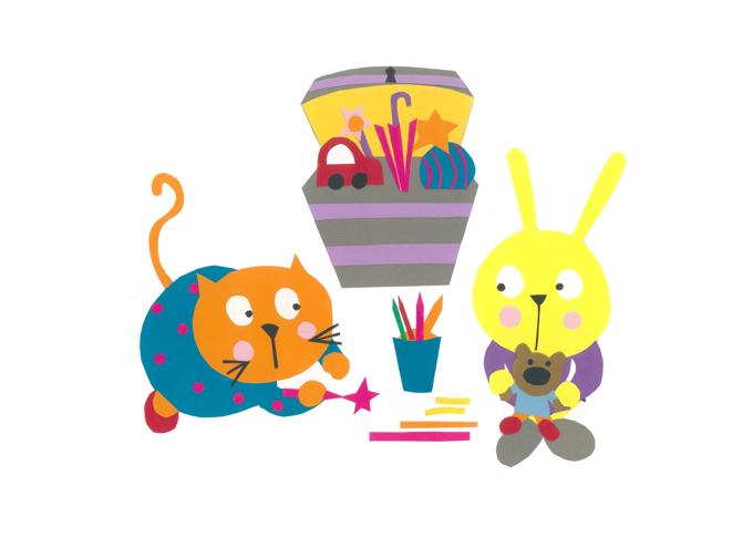 Magic Toy Box