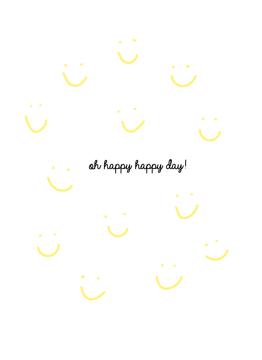Oh Happy