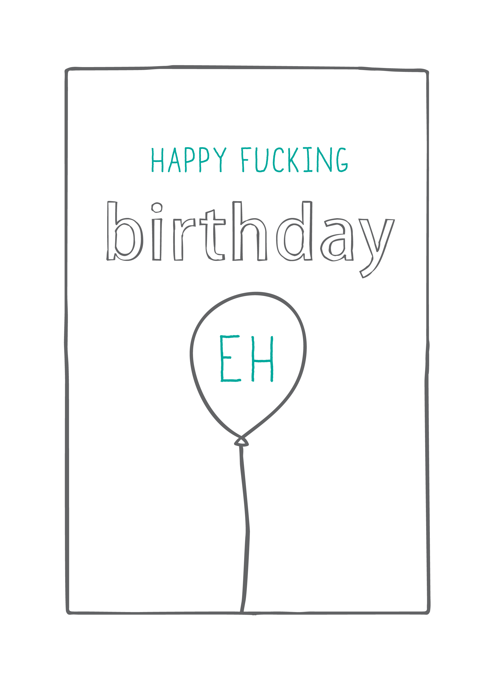 Happy Birthday Eh