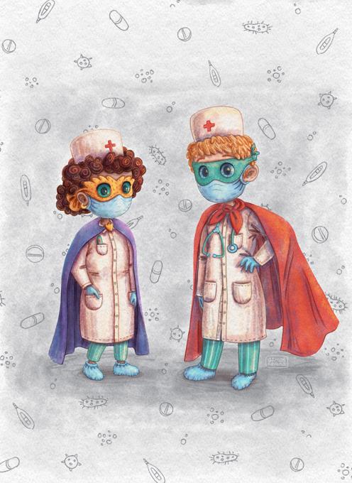 Superhero Doctors