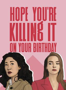 Killing Eve Birthday