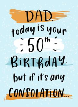 Dad 50
