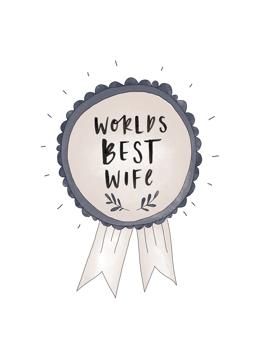 Worlds Best Wife