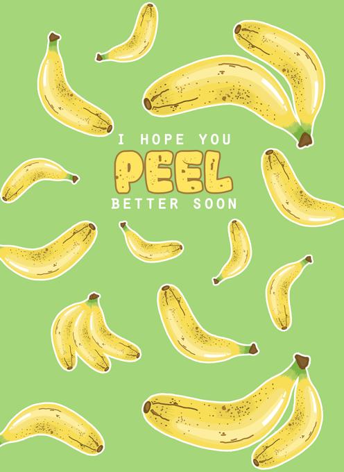 Peel Better Soon