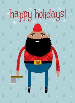 Holiday Lumberjack