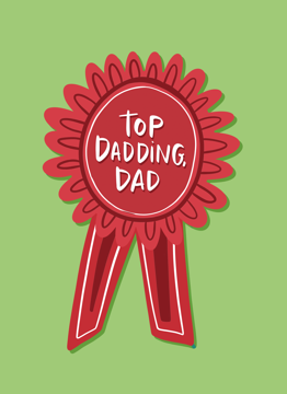Top Dadding