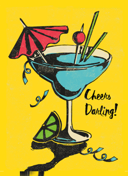 Cheers Darling Cocktail