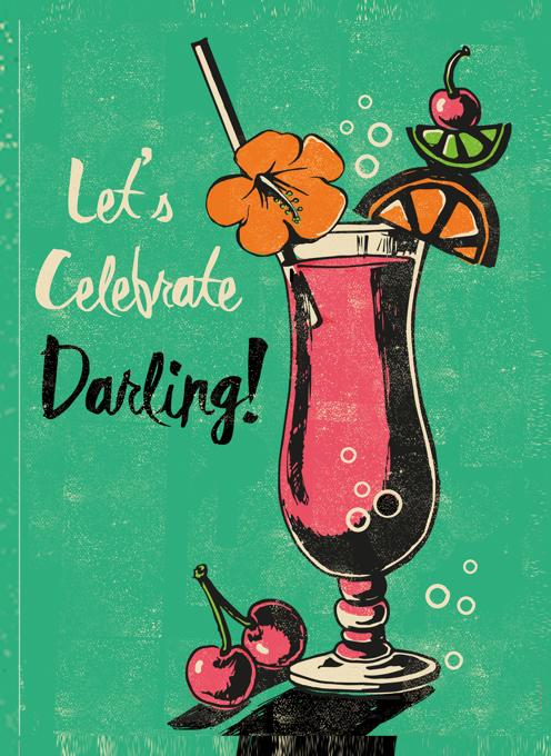 Let's Celebrate Darling