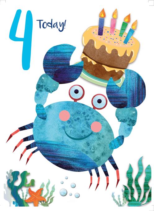Age 4 Crab