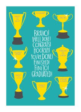 Trophy Grad