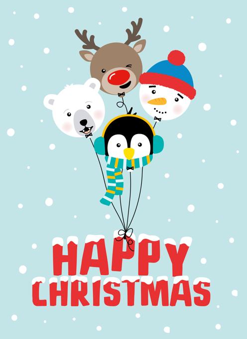 Balloonimals Christmas