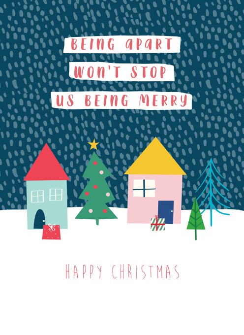 Merry Christmas From a Far