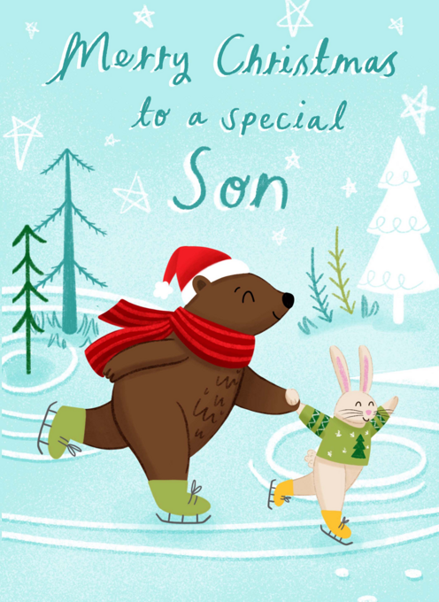 To a Special Son at Christmas