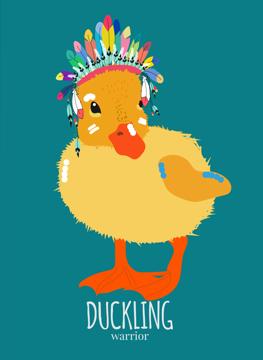 Duckling Warrior