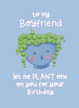 Boyfriend Plant