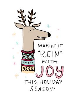 Holiday Rein