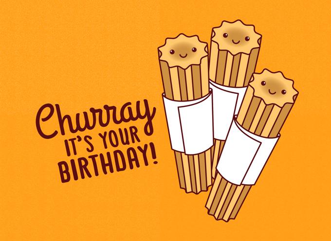 Churray, It's Your Birthday!