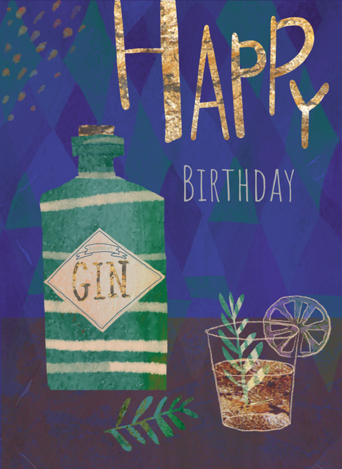 Gin Birthday
