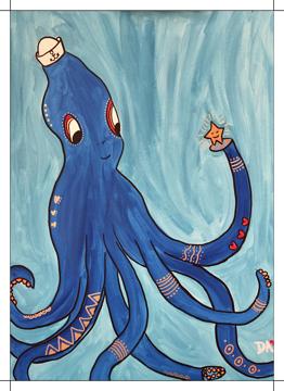 Octo Starfish