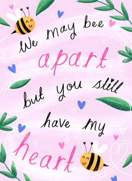 We May Bee Apart