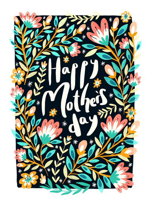 Happy Mother's Day Florals