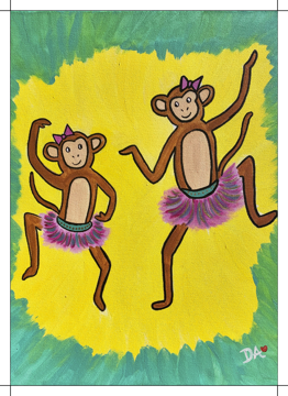 Dancing Monkeys