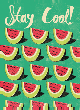 Stay Cool Watermelons