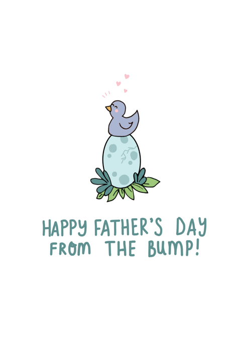 Happy Father's Day From the Bump!