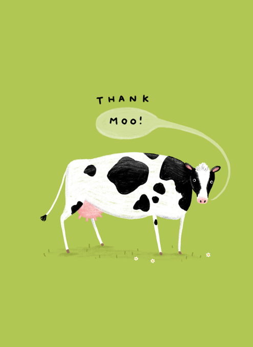Thanks Moo!