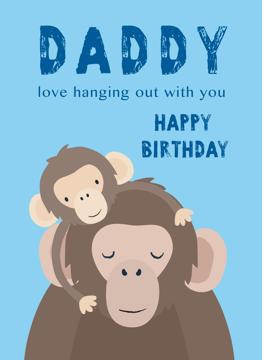 Daddy Hangout Birthday
