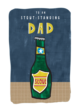 To An Stout-Standing Dad