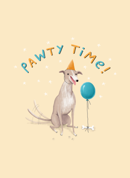 Pawty Time