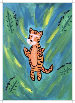 Freedom Tiger