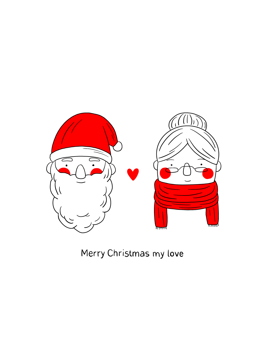 Mr & Mrs Claus