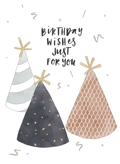 Birthday Wishes Just For You