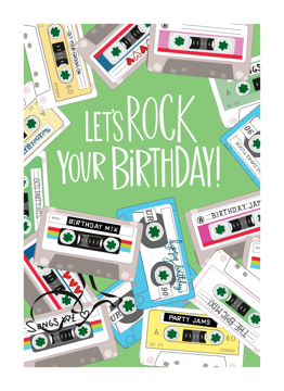 Let's Rock Your Birthday