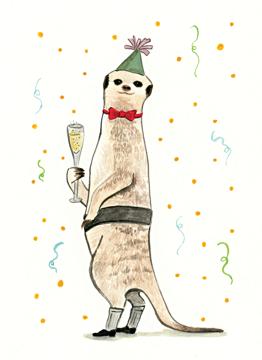 Party Meerkat