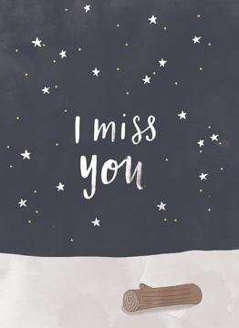 I Miss You Night Sky